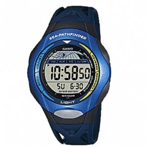 Casio Watchband SPS-300C-2VJF - 10093390 Dark Blue