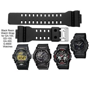 Casio Watch Band GA-100 / GA-110 / G-8900 / GA-300