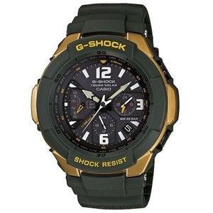 Casio Watch Band G-Shock G-1200G / G1250G / GW-3000G / GW3500G Gravity Defier