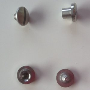 Diesel Watch strap screws DZ-2022