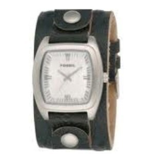 Fossil JR Watch strap JR-9015 black