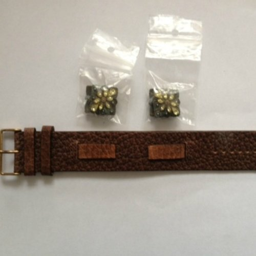 Fossil JR Watch strap JR-8835