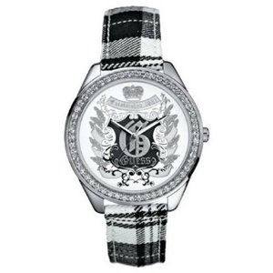 Guess Watch strap W10110L1 Ladies Royal Academy