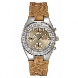 Guess Watch Strap I15059L9 Guess Swarovski