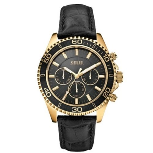 Guess Watch Strap W0171G3 Guess Chaser - 22mm