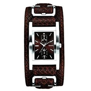 Guess Watch Band Guess 85553G1 Brown