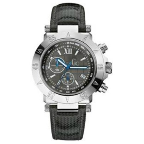 Guess Collection Watch strap 46002G alternative in carbon