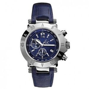 Guess Collection Horlogeband GC 43004G1 Homme - 22mm