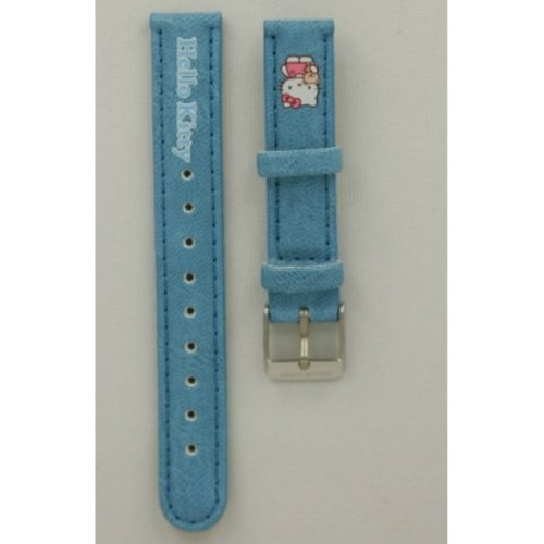 Hello Kitty Watch strap Hello Kitty 14mm jeans