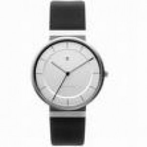 Jacob Jensen Watch strap 600 clear series men