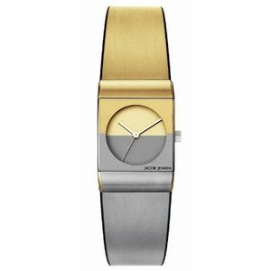 Jacob Jensen Watch strap 523 Classic Ladies gold plated 1/2 strap