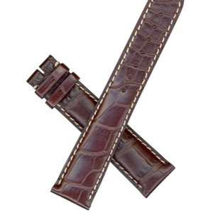 Longines Watch strap L682101216 Alligator Leather