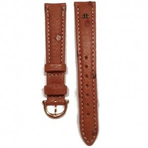 Maurice Lacroix Watch strap Maurice Lacroix 15mm ostrich