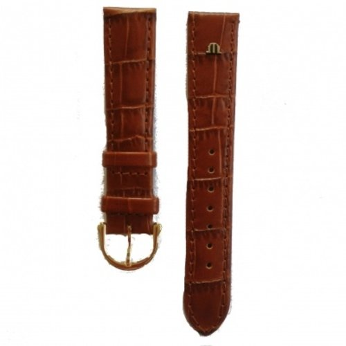 Maurice Lacroix Watch strap croco 18mm