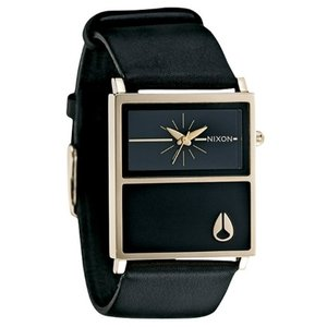 Nixon Watch strap Chalet leather