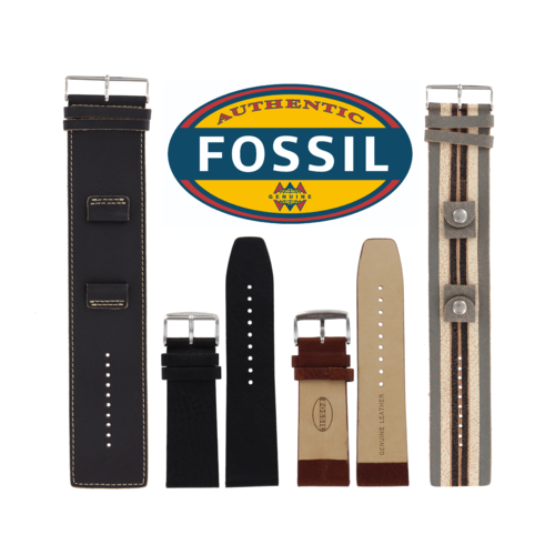 Fossil watch straps