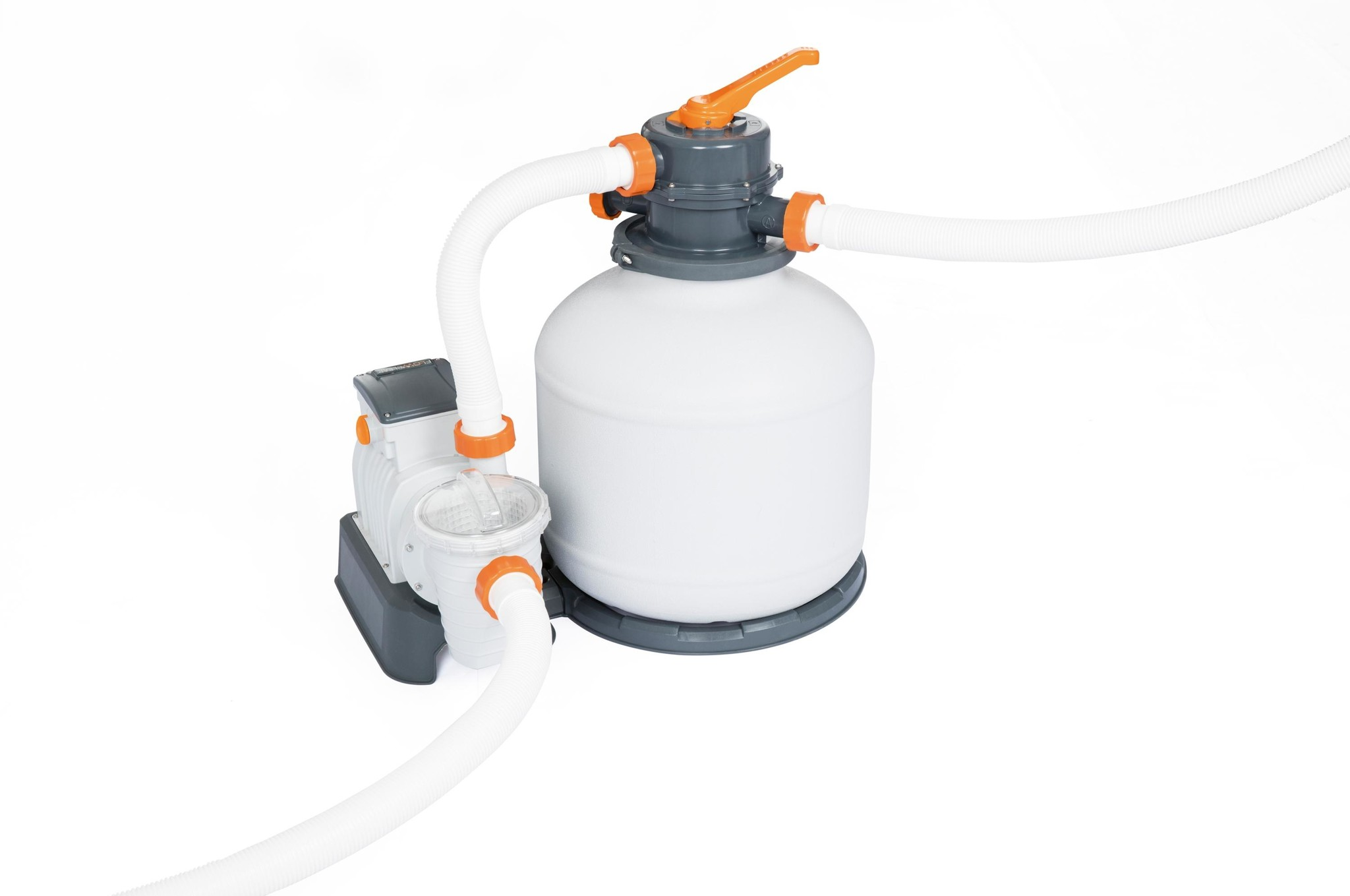 Sand filter with timer Flowclear-1