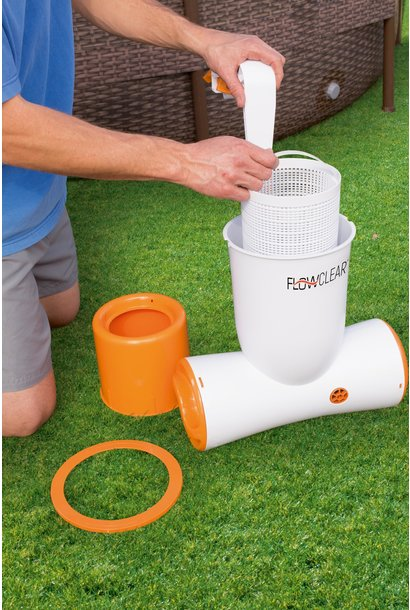 Skimatic filter pomp Bestway