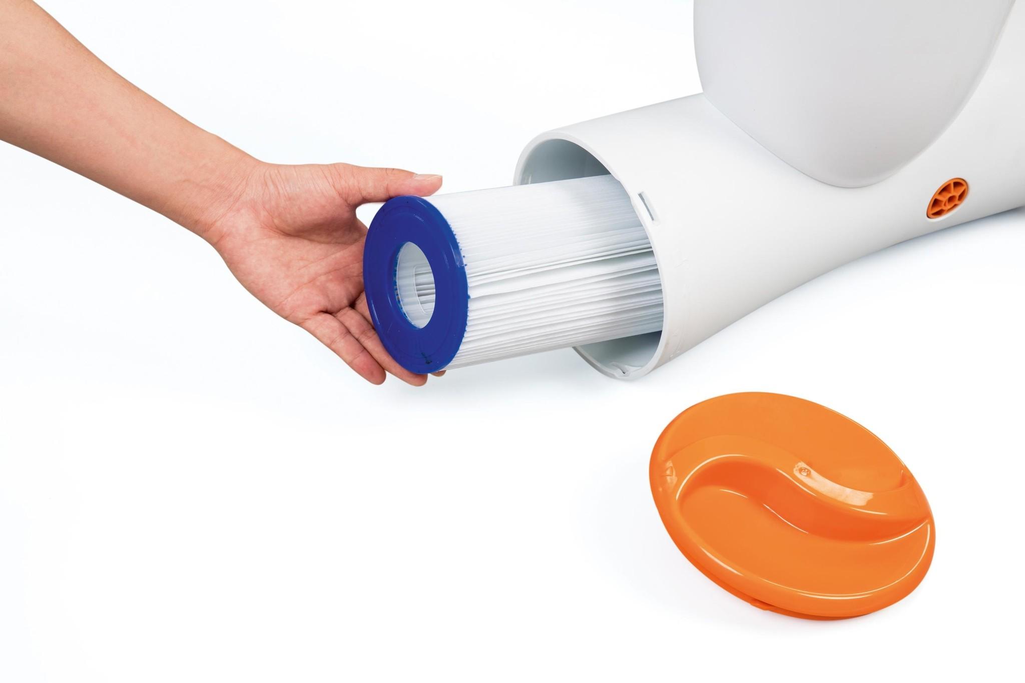 Pompe filtrante skimatic Bestway / Flowclear-3