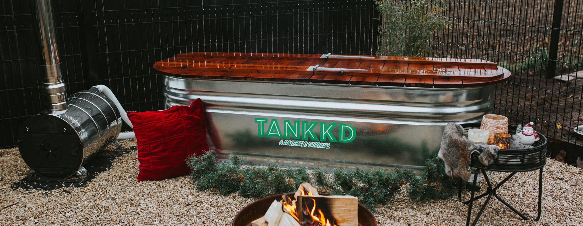 Tankkd / Hastings Ovale stock tanks Green Label
