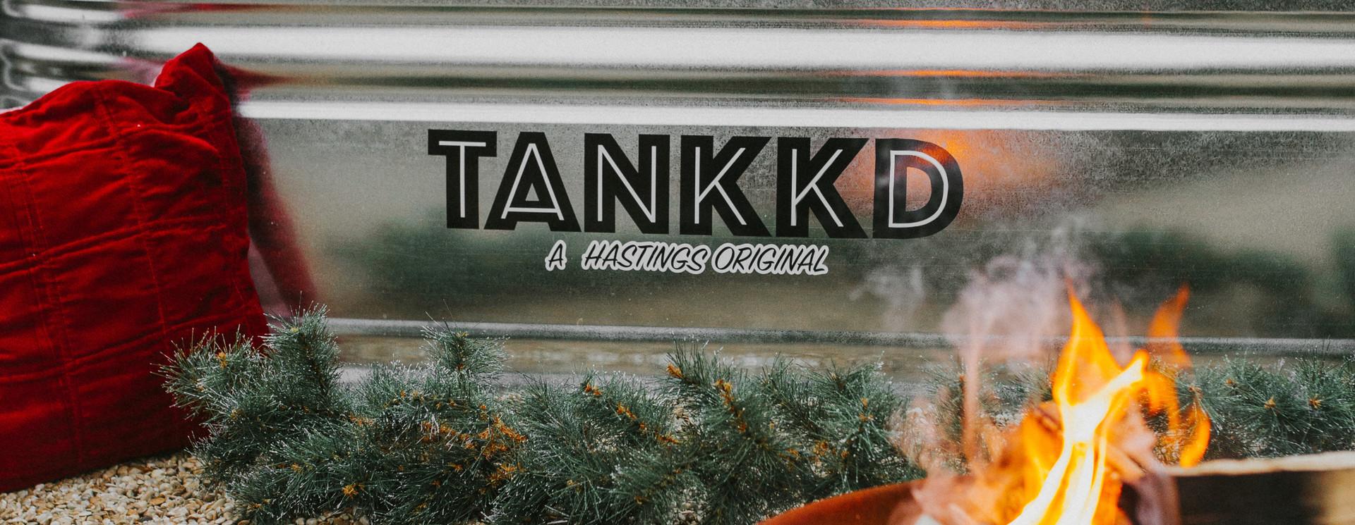 Tankkd / Hastings Réservoirs ovales Black Label