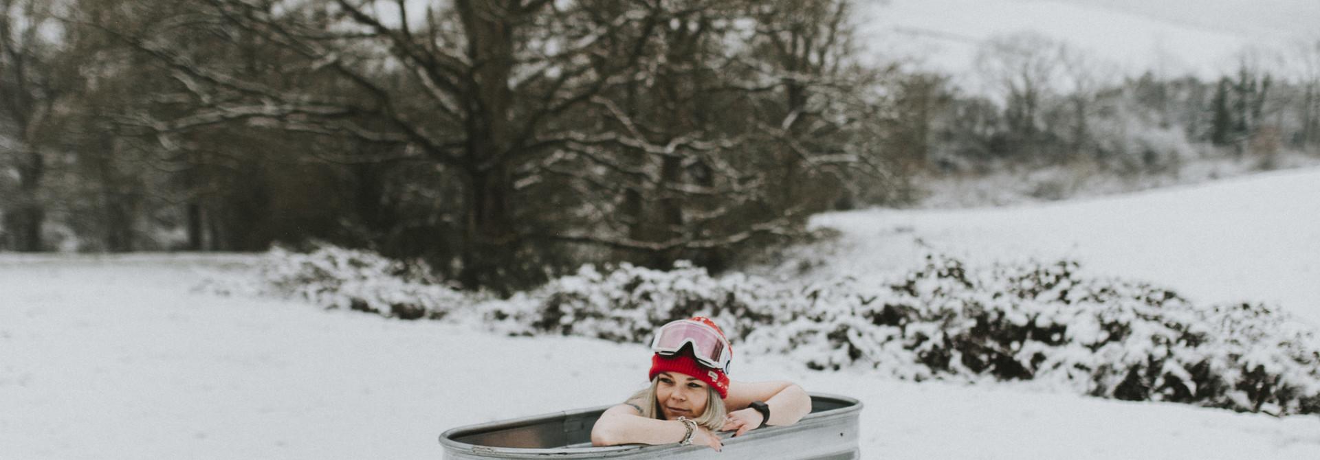 Tankkd hot tub ovaal pakket