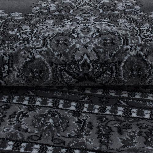 Marrakesh Marrakesh Neizar Oosters Vloerkleed Grijs Laagpolig