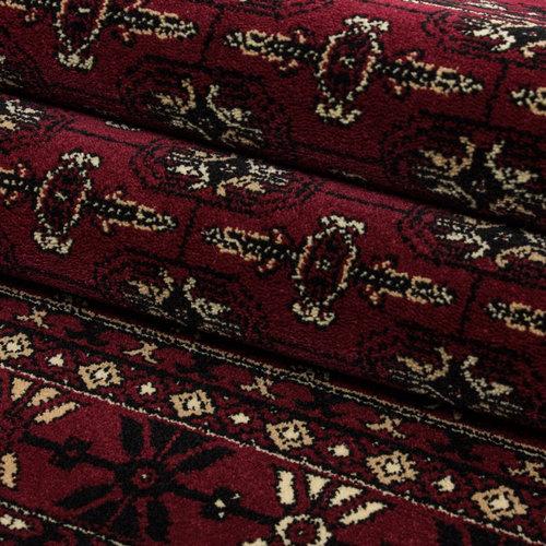 Marrakesh Marrakesh Gabbeh Oosters Vloerkleed Rood Laagpolig
