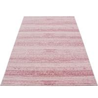 Plus Vloerkleed Roze Laagpolig