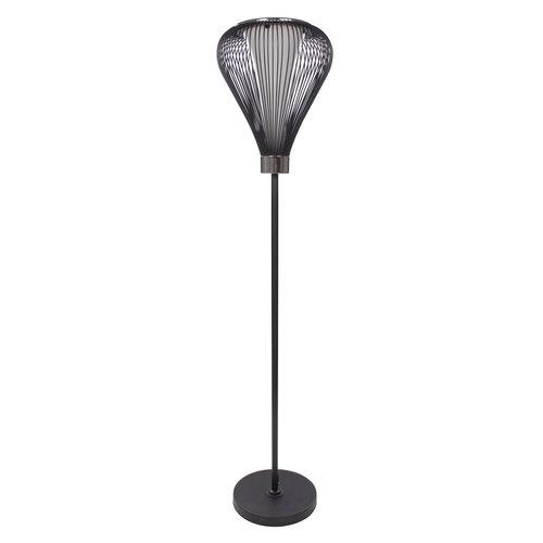 Kayoom Lighting Vloerlamp Exota 820 Zwart
