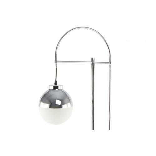 Kayoom Lighting Vloerlamp Lavina 125 Wit / Zilver