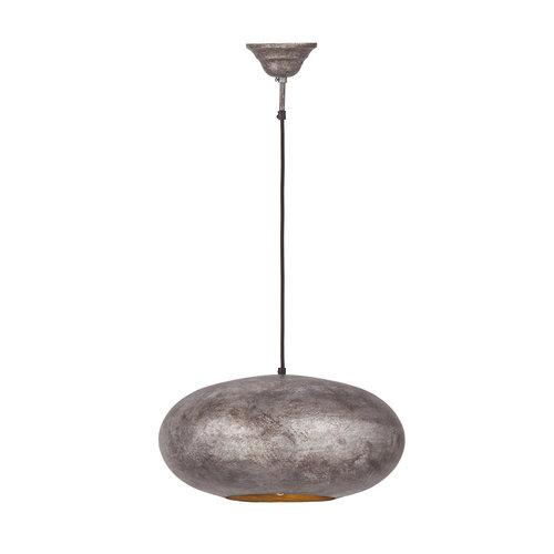 Kayoom Lighting Handgemaakt Hanglamp Geborsteld Brons