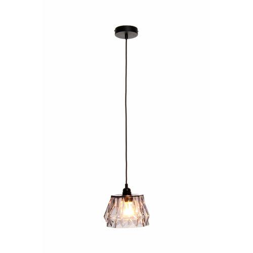 Kayoom Lighting Aurea Handgemaakt Hanglamp Glas Grijs