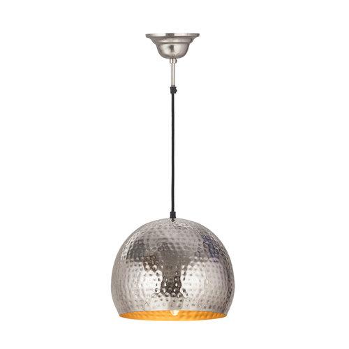 Kayoom Lighting Hanglamp Industrieel Nickel