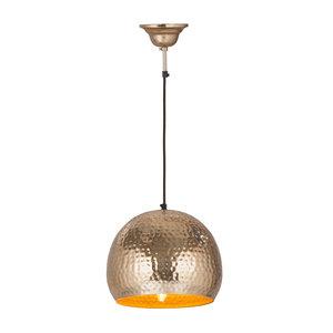 Kayoom Lighting Hanglamp Industrieel Champagne