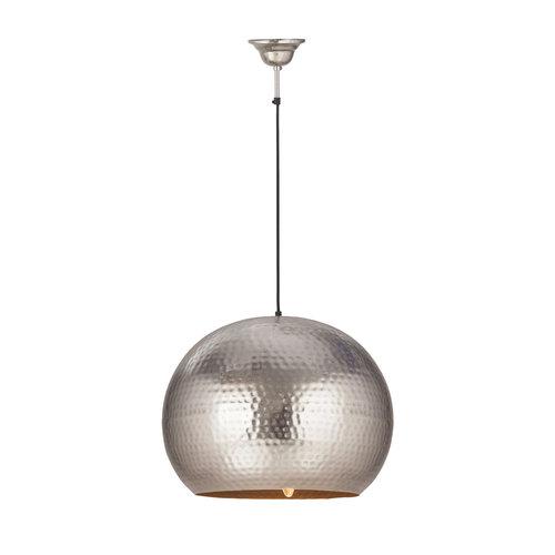 Kayoom Lighting Groot Hanglamp Industrieel Nickel