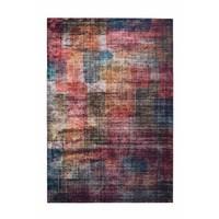 Ibiza ART verfschilderij vloerkleed Laagpolig
