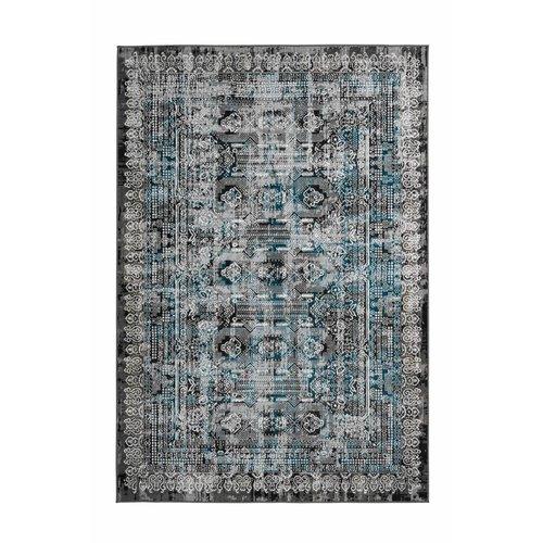 Ariya Ariya Modern design vloerkleed blauw