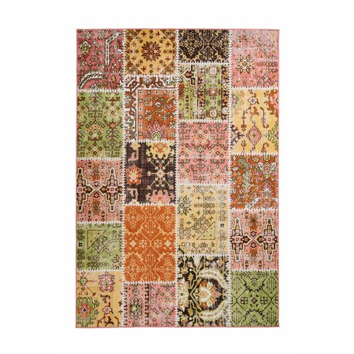 Ariya Ariya Patchwork design vloerkleed Multi