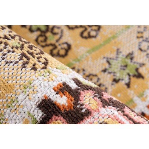 Ariya Ariya Patchwork design vloerkleed Multi