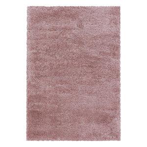 FLUFFY SHAGGY Himalaya Pearl Soft Shaggy Hoogpolig Vloerkleed Roze