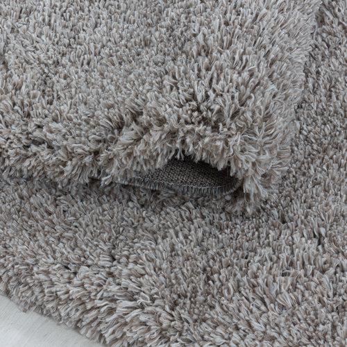 FLUFFY SHAGGY Himalaya Pearl Soft Hoogpolig Vloerkleed Beige