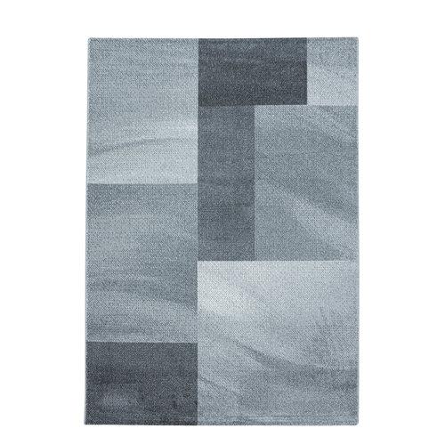 EFOR Impression Mynes Modern Laagpolig Vloerkleed Grijs
