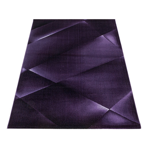 COSTA Impression Maxi Design Laagpolig Vloerkleed Paars