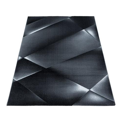 COSTA Impression Maxi Design Laagpolig Vloerkleed Zwart