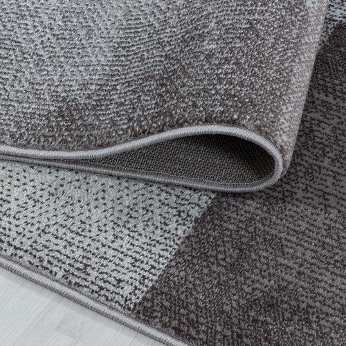 COSTA Impression Marmaris Design Laagpolig Vloerkleed Bruin