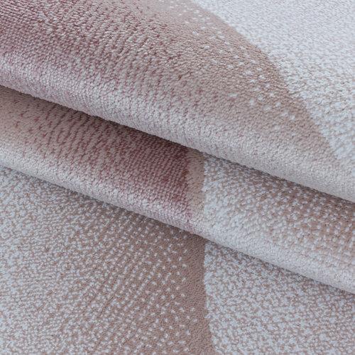 COSTA Impression Flow Design Laagpolig Vloerkleed Roze
