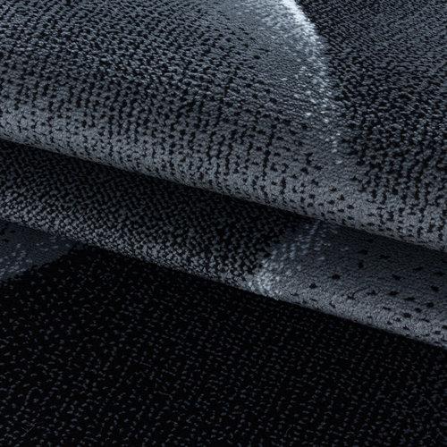 COSTA Impression Pera Design Laagpolig Vloerkleed Zwart
