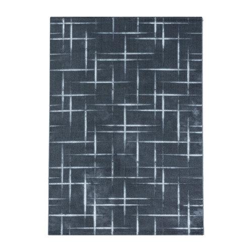 COSTA Impression Trend Design Laagpolig Vloerkleed Grijs