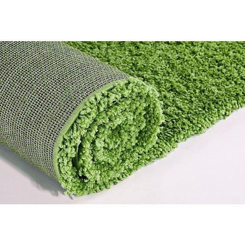 Himalaya Shaggy Himalaya Shaggy Hoogpolig Deluxe Vloerkleed Groen